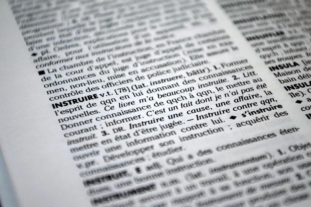 Qu'est-ce qu'un adjectif ?